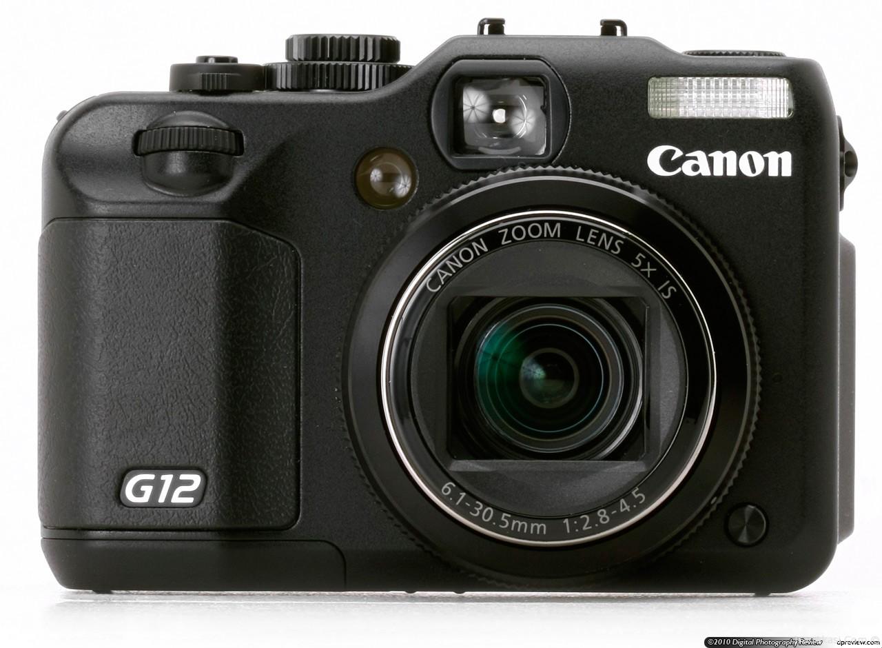 Photo of معرفی دوربین جدید Canon G12