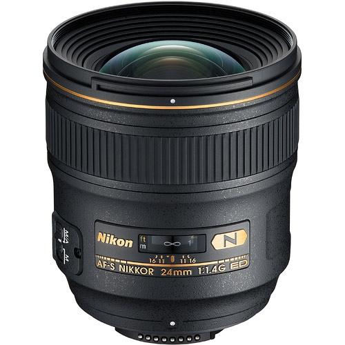 Photo of معرفی لنز Nikkor AF-S 24mm f/1.4 G ED