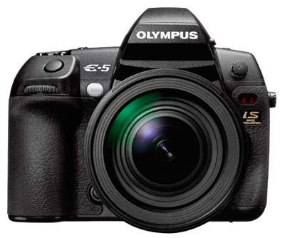 Photo of معرفی دوربین جدید Olympus E5