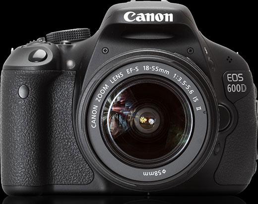 Photo of معرفی دوربین Canon EOS 600D / Rebel T3i DSLR