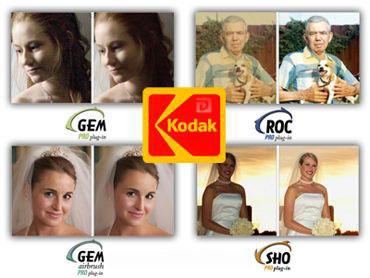 Photo of روتوش حرفه ای تصاویر با پلاگین Kodak Digital Professional Plugins