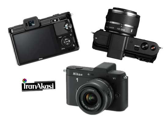 Photo of V1 و J1 ، دوربین های بدون آینه نیکون