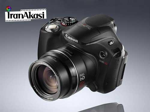 Photo of معرفی دوربین Canon PowerShot SX40 HS