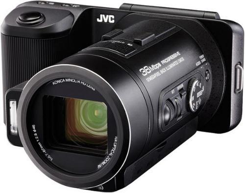 Photo of با دوربین JVC GC-PX10 هم عکاسی کنید و هم فیلمبرداری