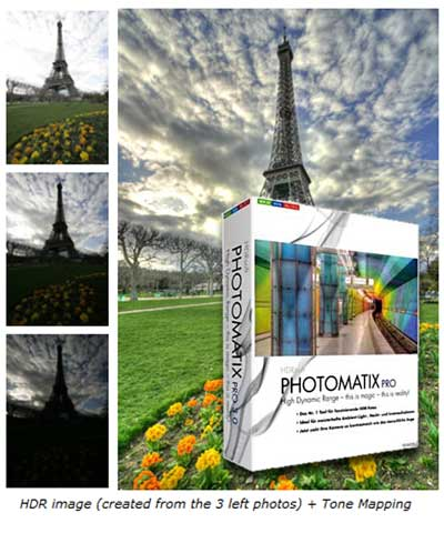 Photo of نرم افزار ساخت تصاویر اچ دی  Photomatix Pro 4.1.3