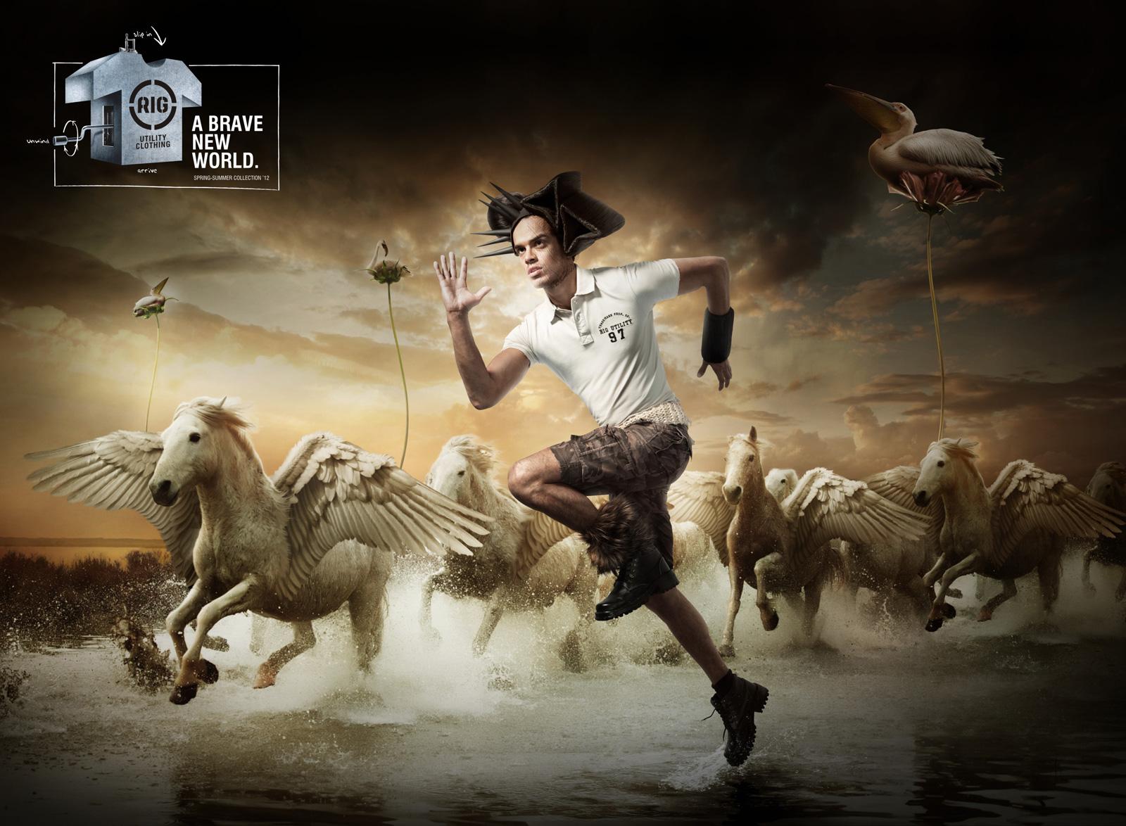Photo of سری پنجم تصاویر تبلیغاتی
