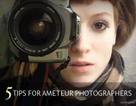Photo of پنج مدل عکاسی بسیار خیره کننده برای آماتورها