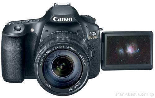 Photo of کانن EOS 60Da: دوربینی برای اختر-عکاس ها