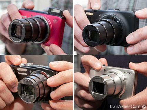 Photo of معرفی ۵ دوربین کامپکت با زوم بالا