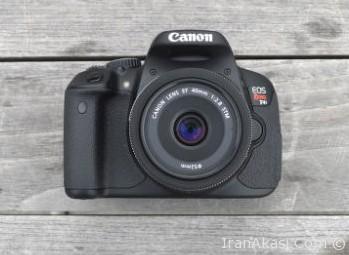 Photo of Canon EOS Rebel T4i، دوربینی با فیلمبرداری اچ دی و فوکوس خودکار