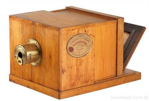 Photo of قدیمیترین دوربین جهان