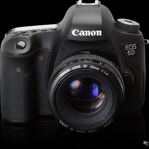 Photo of معرفی دوربین جدید Canon EOS 6D