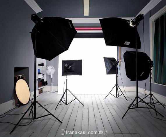 راه اندازی یک آتلیه عکاسی