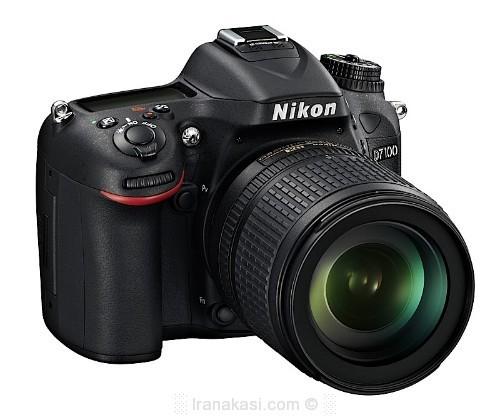 Photo of معرفی دوربین حرفه ای D7100 نیکون