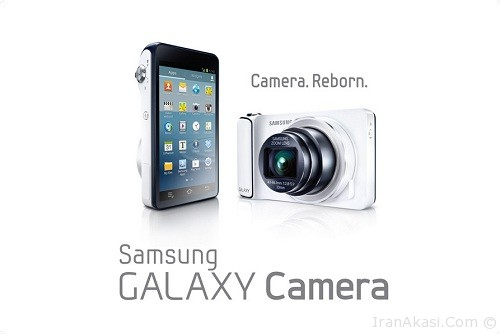 Photo of معرفی Samsung Galaxy Camera